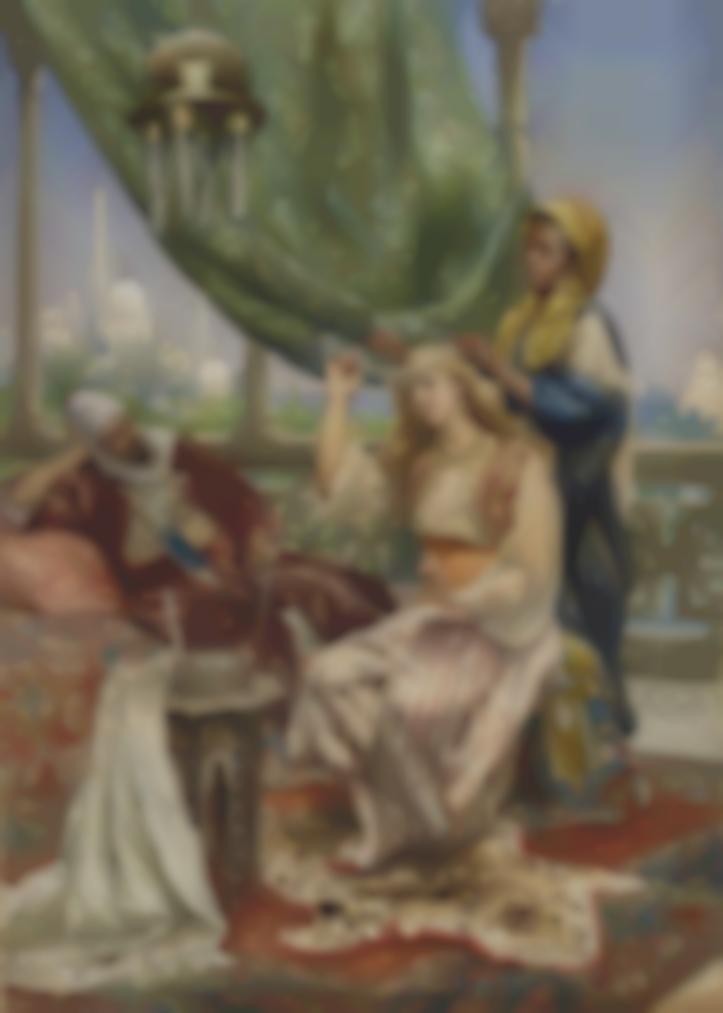 Ettore Simonetti - The Servant And Mistress-