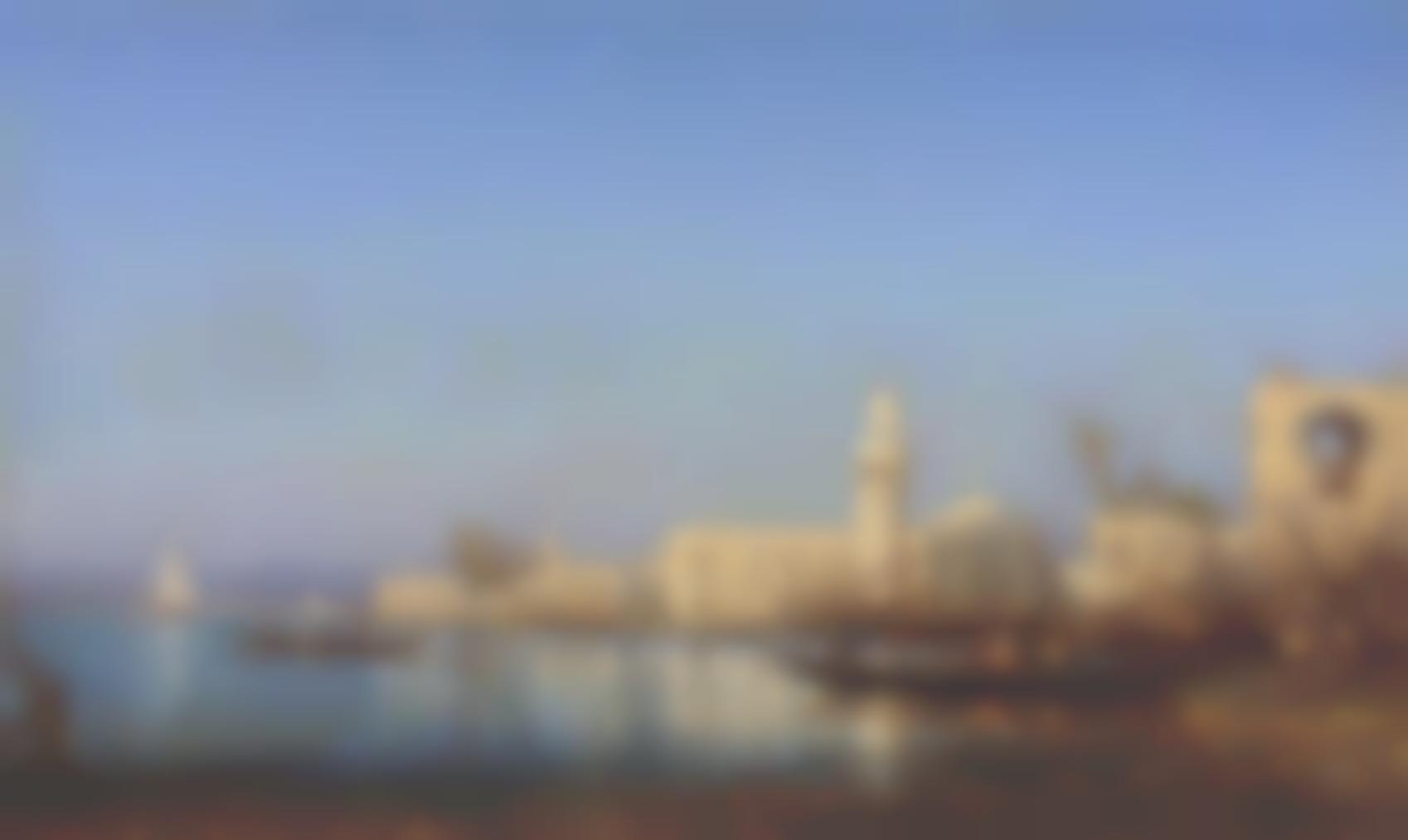 Felix Ziem-Tripoli Dafrique-