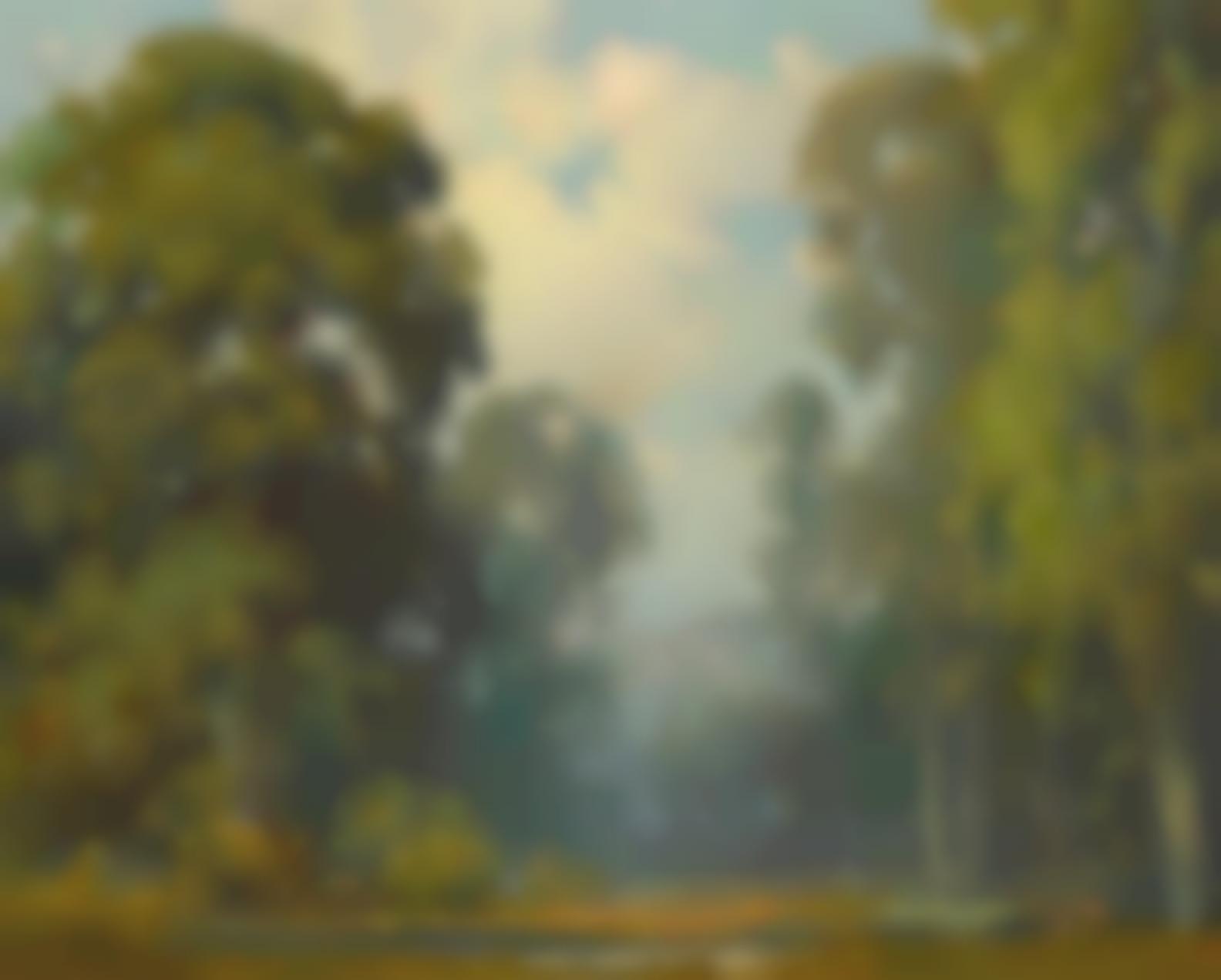 Percy Gray - Eucalyptus Grove-