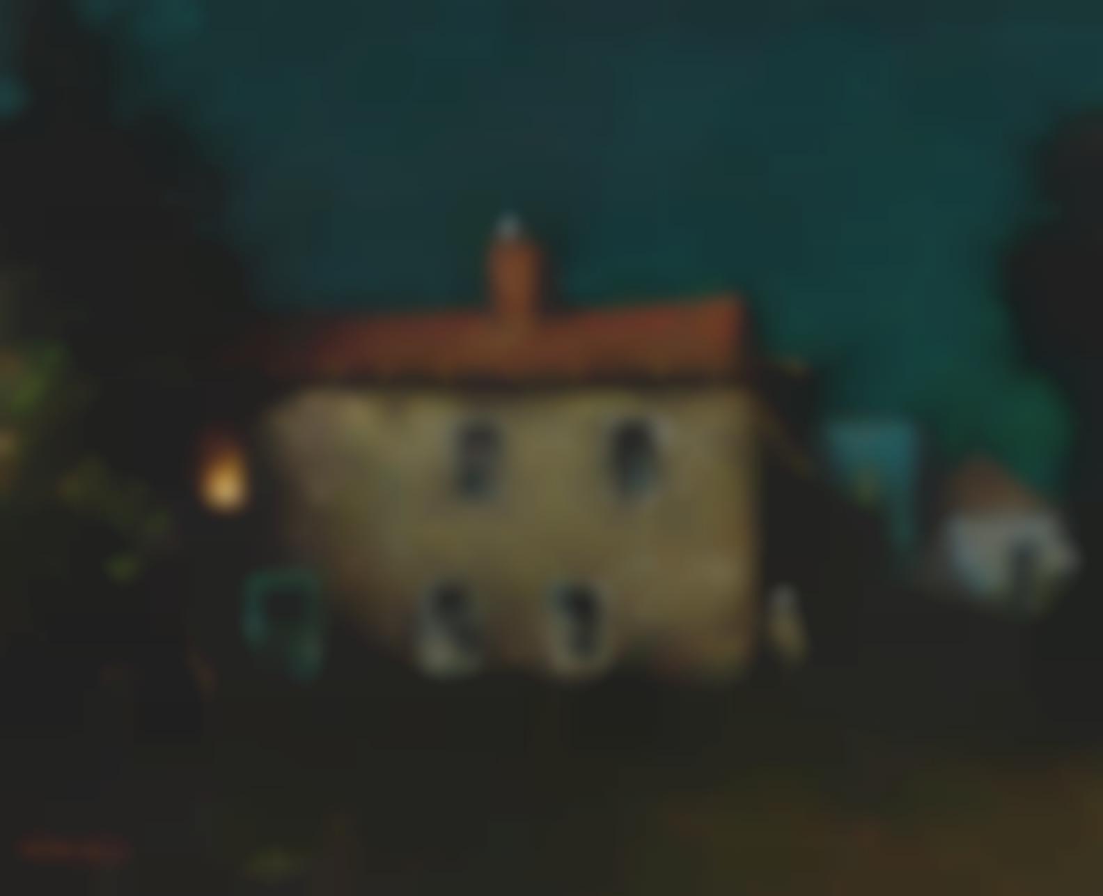Will Sparks - The Stevenson House-