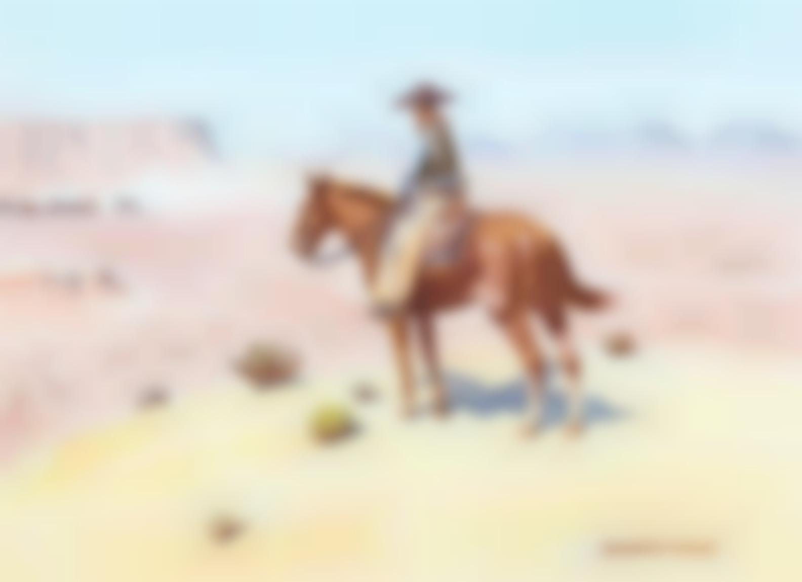 Leonard Howard Reedy - Pause For Rest; On The Prairie; The Sandstorm; Pack Train In Winter; The Coyote Hunter; Spotting The Wild Herd; Bucking Bronco; Buffalo Hunt; Wanted-Outlaw; And Counting The Coup (A Group Of 10)-