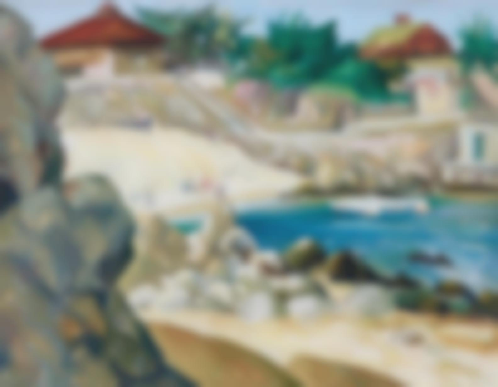 Rinaldo Cuneo - Lovers Point, Pacific Grove-