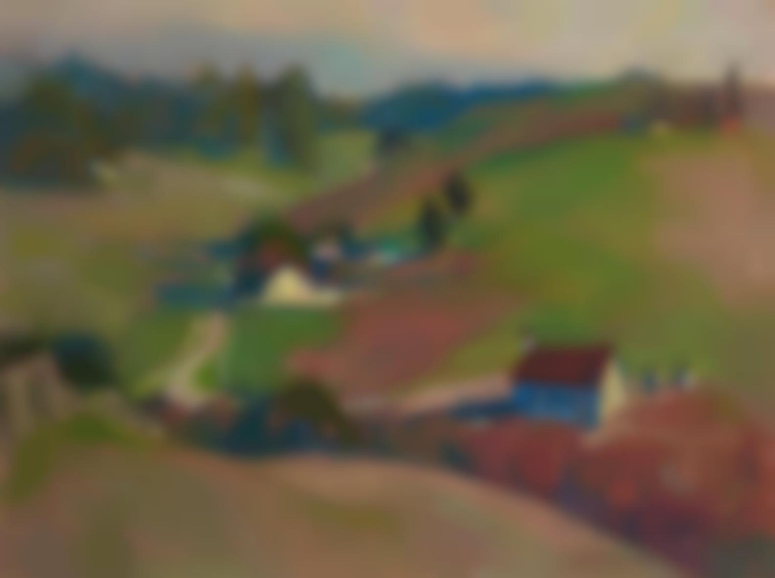 Jeanette Maxfield Lewis - Little Valley-
