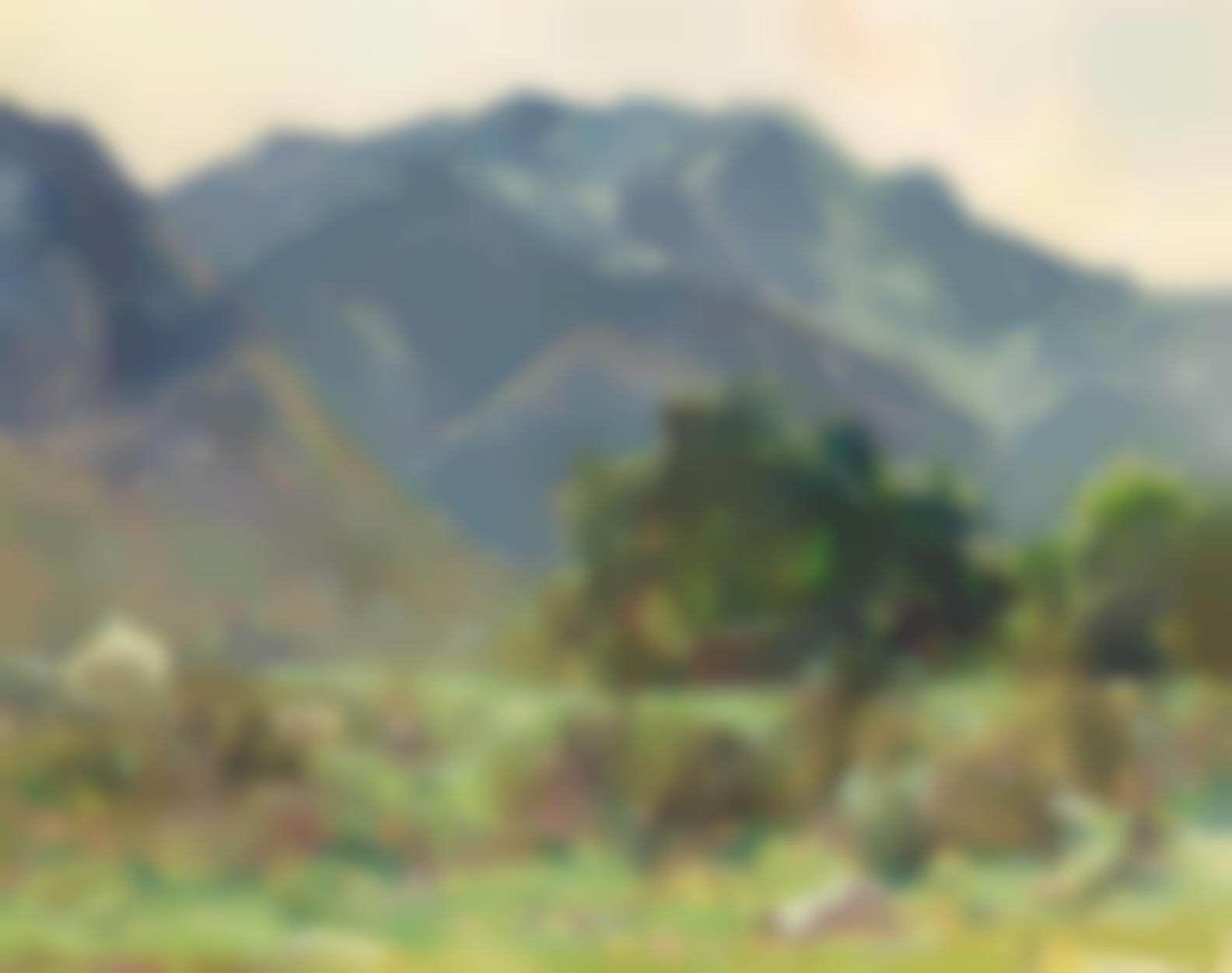 Jack Wilkinson Smith - Sierra Cabin-