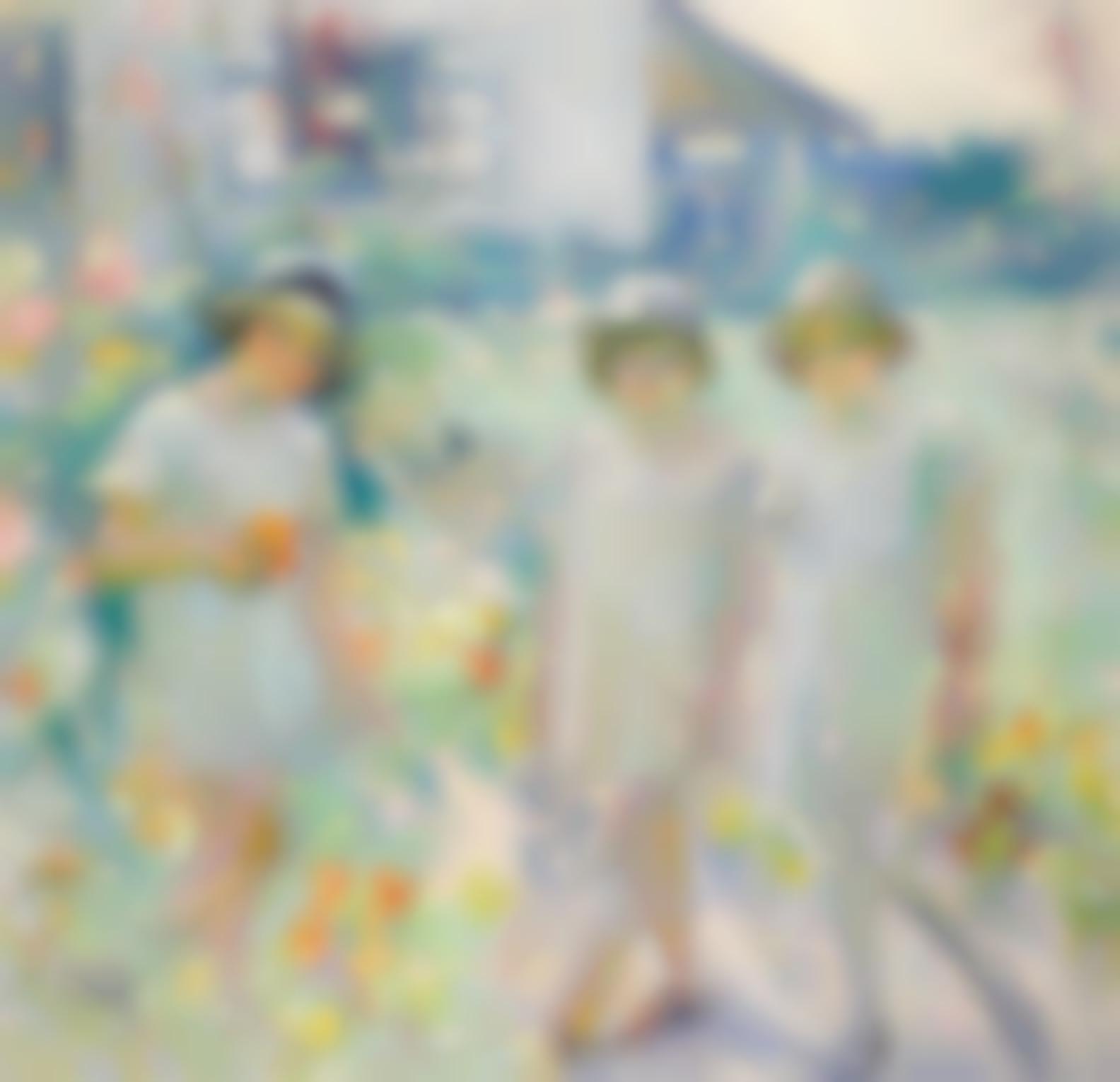 Joseph Raphael - Children Of The Artist-