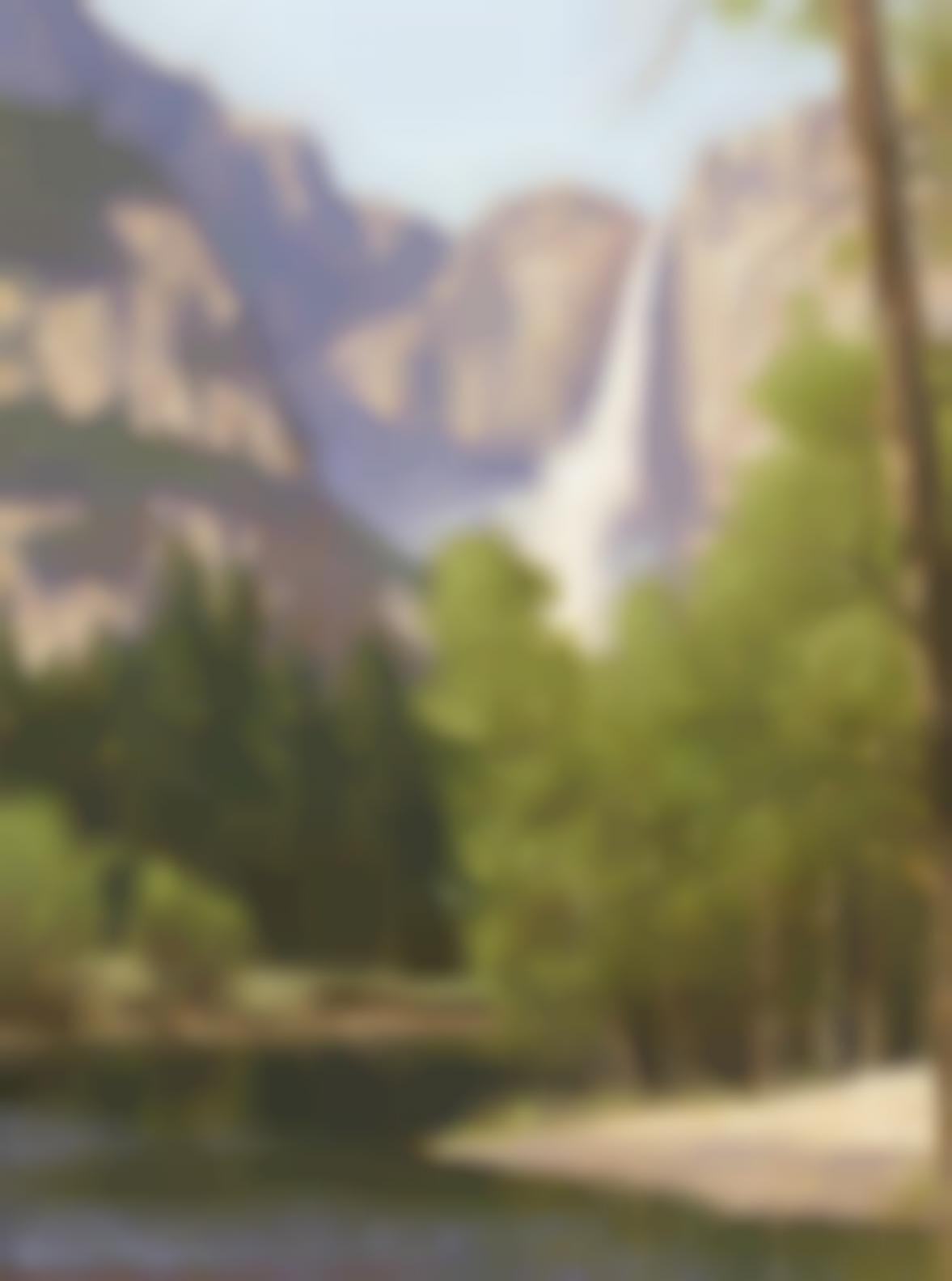 Dennis M. Doheny - Yosemite Falls-