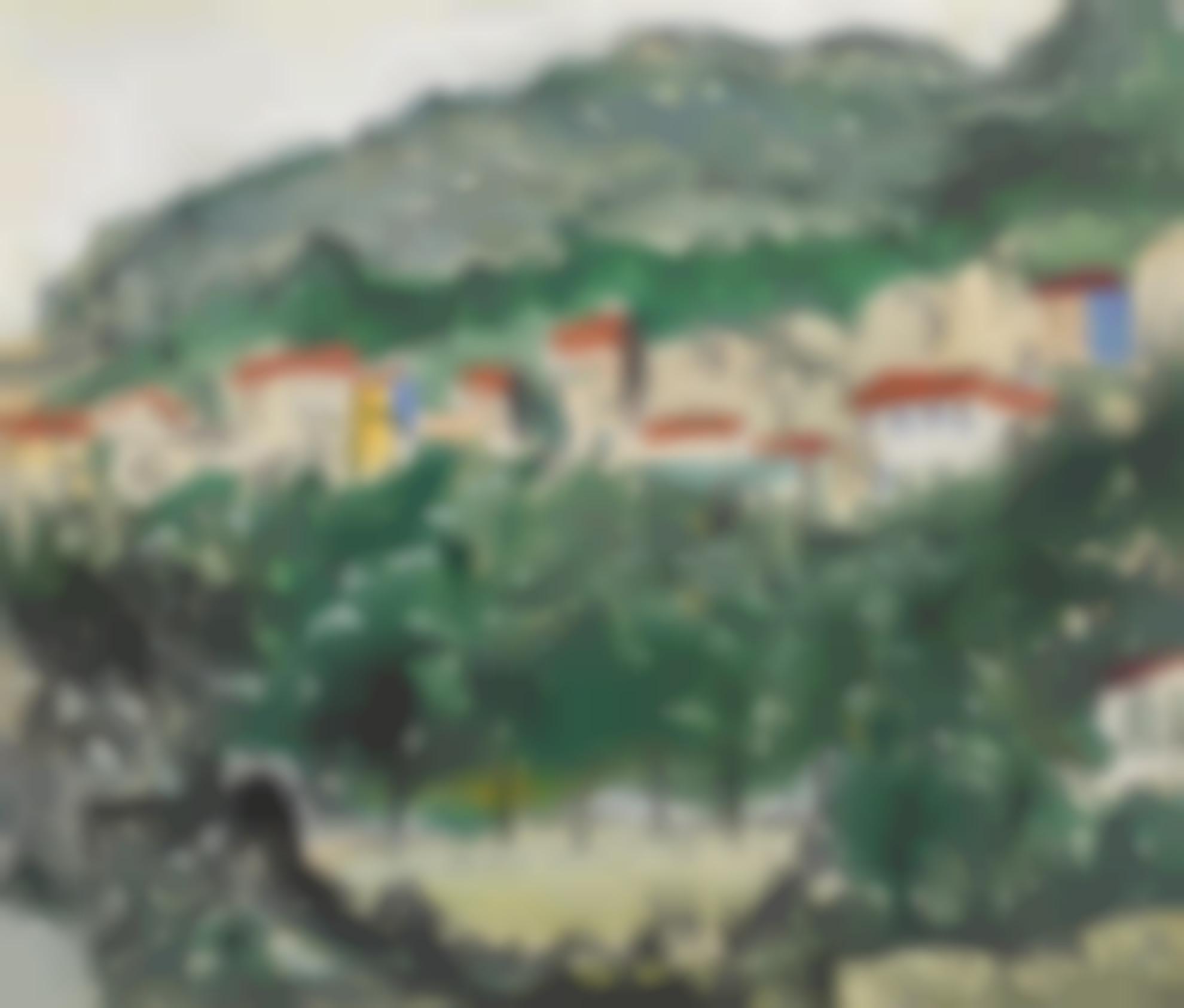 Basil Rakoczi - Cap Dail-1938