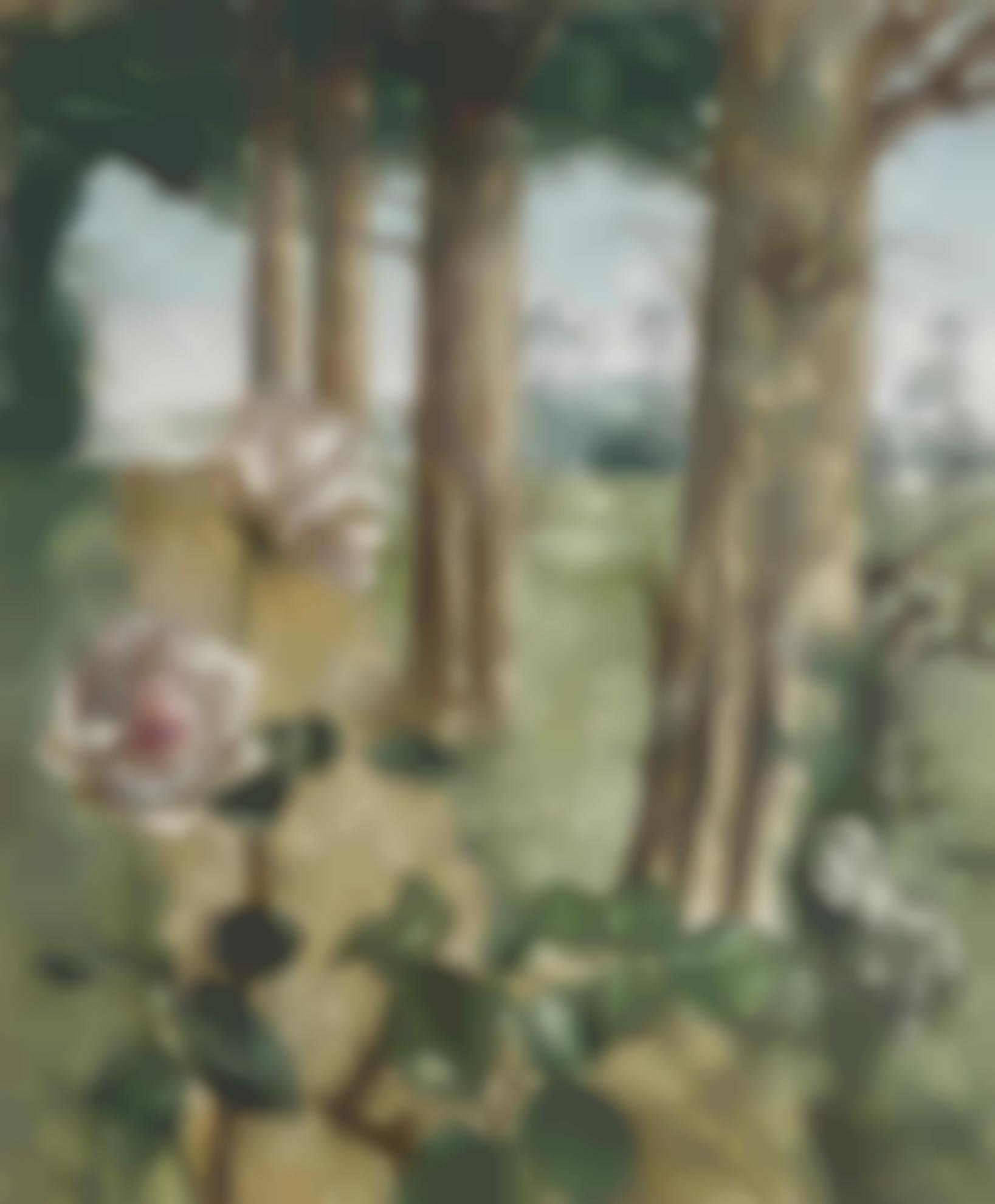 Patrick Hennessy - The Yew Walk-