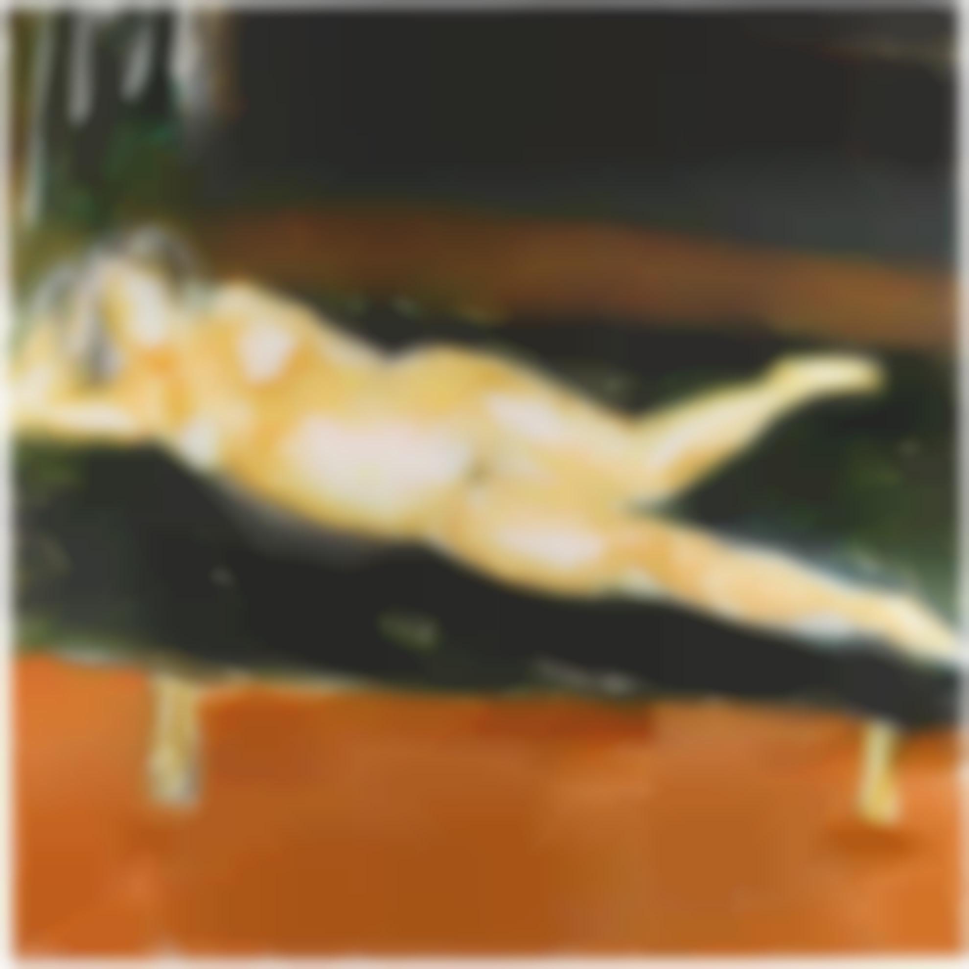 Barrie Cooke - Long Nude-2006