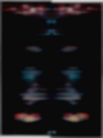 Walead Beshty-Inverted Ra4 Contact Print / Processor Stall (Ym: Los Angeles, California, November 30, 2017; Fujicolor Crystal Archive Super Type C, Em. No. 152-017; Kodak Ektacolor Ra Bleach-Fix And Replenisher; Kreonite Km Iv 5225 Ra4 Color Processor, Ser. No. 00092174; 43117)-2018