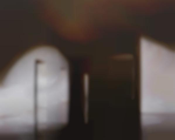 James Casebere-Flooded Hallway-1998