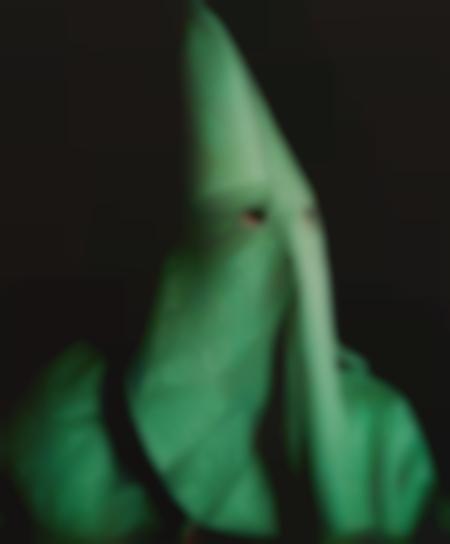 Andres Serrano-Klansman (Imperial Wizard)-1990