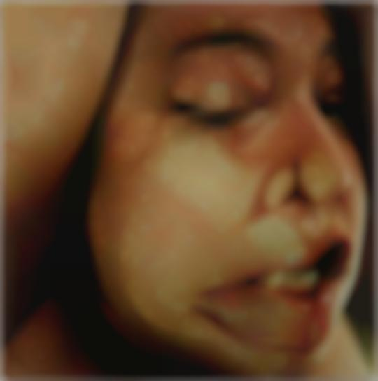 Jenny Saville And Glen Luchford - Closed Contact #15-1996
