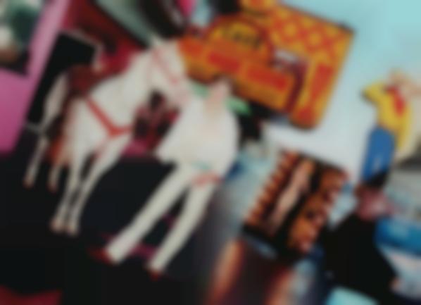 David LaChapelle-Leonardo Dicaprio: Coming Of Age-1995