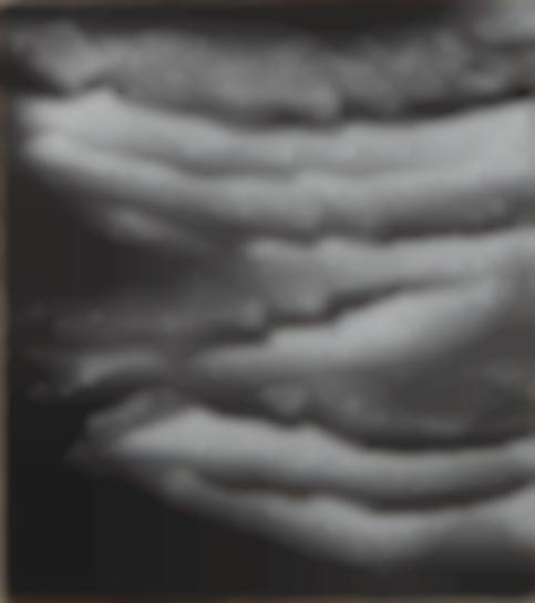Yayoi Kusama-Wave-1980