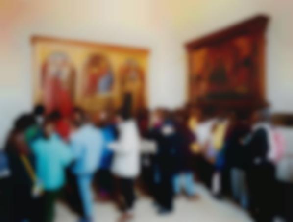 Thomas Struth-Museo Del Vaticano 1, Roma-1990