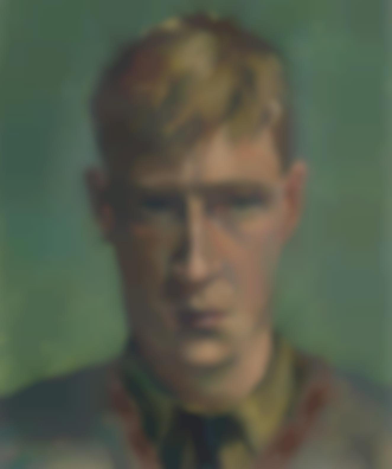 Gregoire Johannes Boonzaier - Self-Portrait-1929