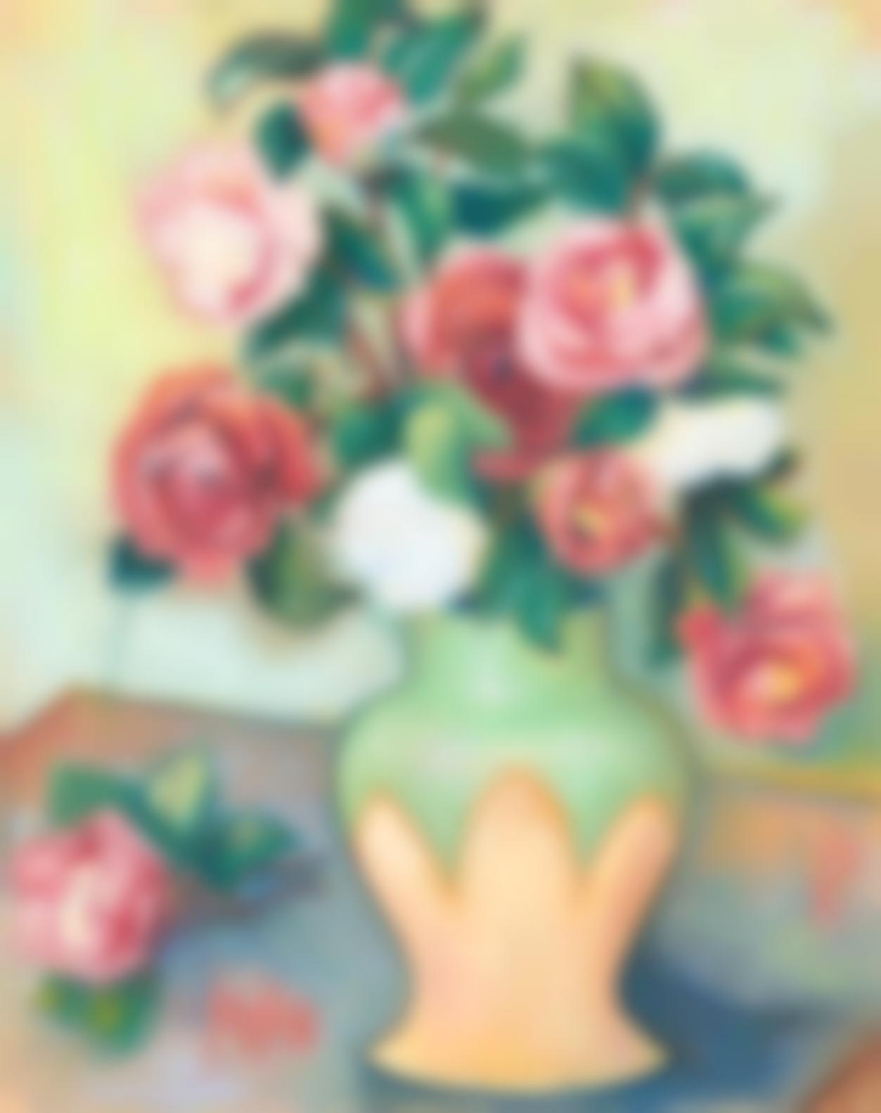 Maggie - Still Life Of Roses-