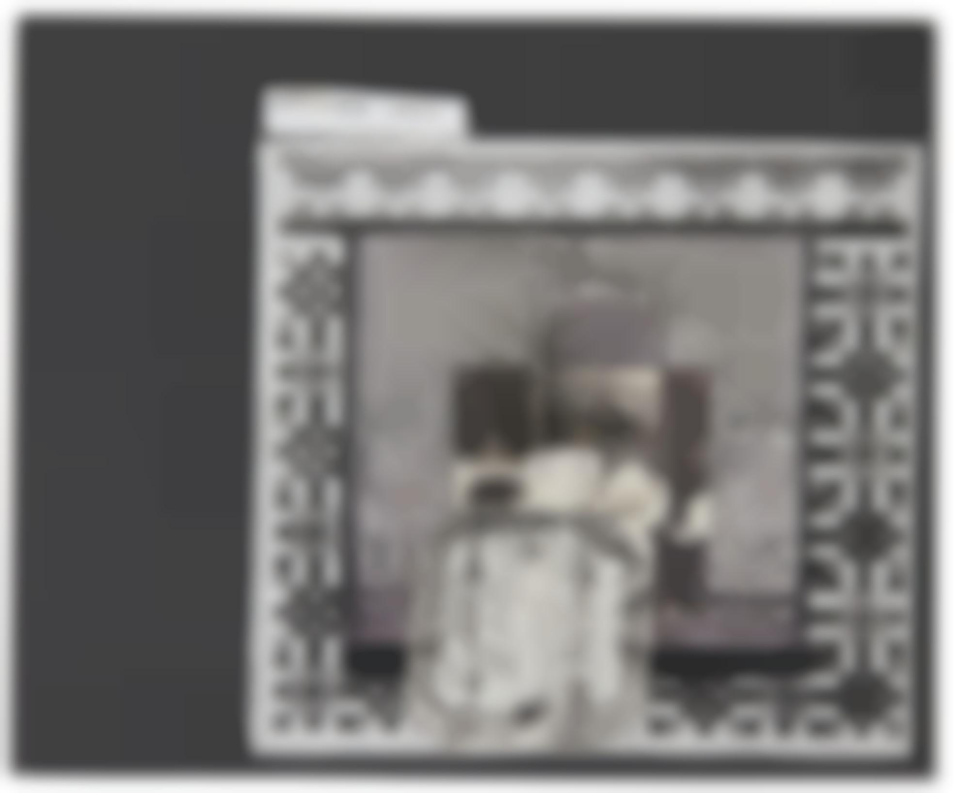 Sir Eduardo Paolozzi - Untitled Collage-1953