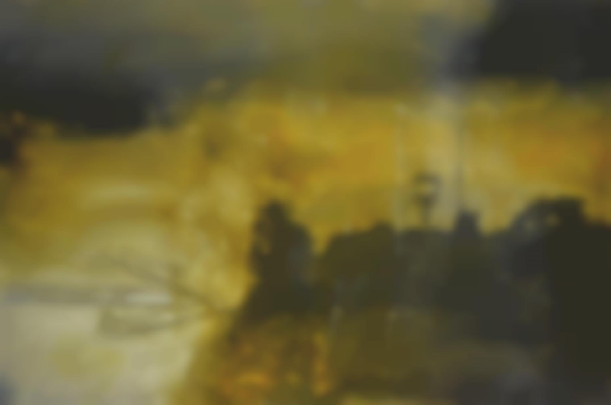 Hughie O'Donoghue - Cherbourg (Study) No. II-2000