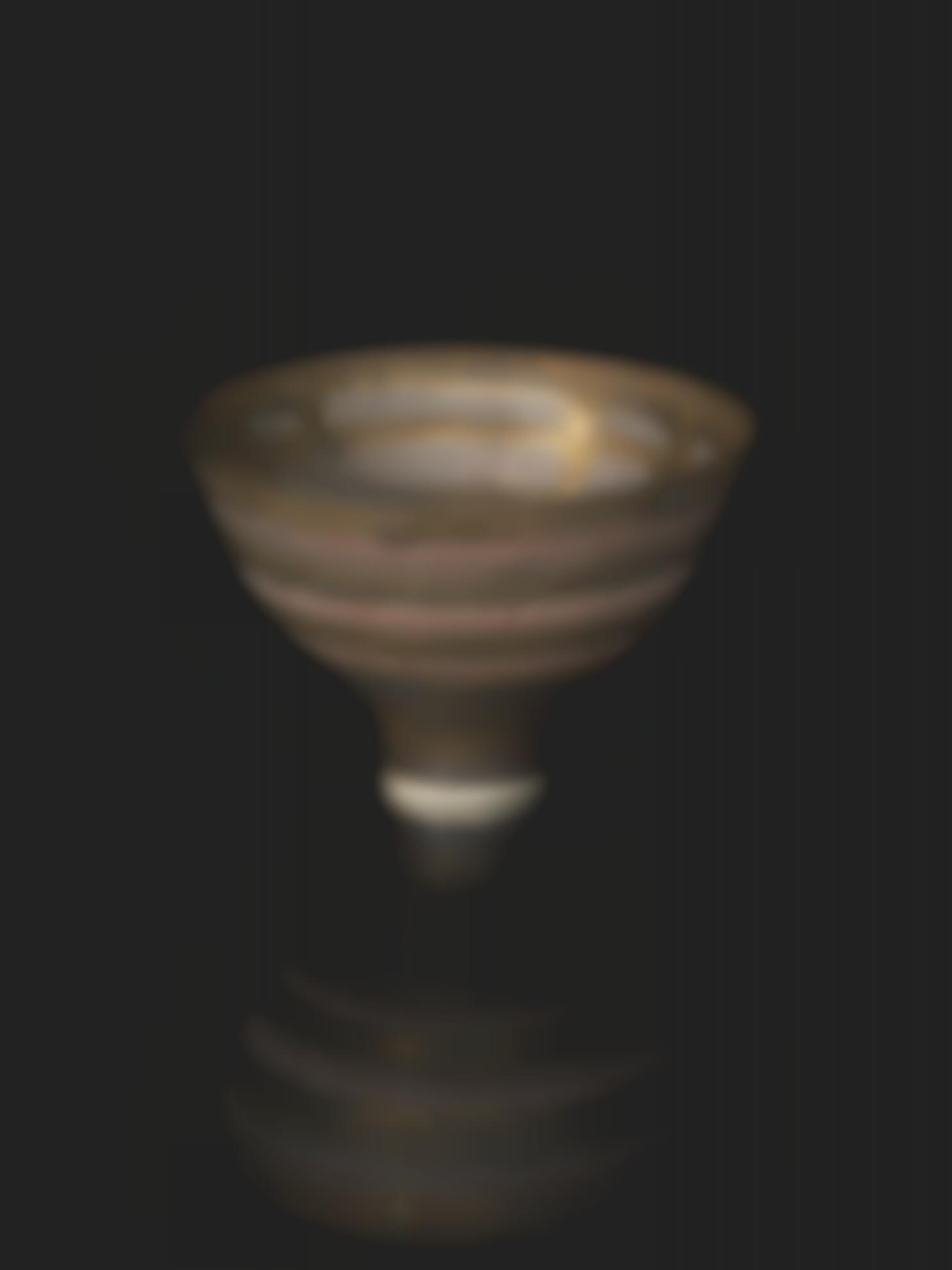Dame Lucie Rie - Footed Bowl-1980