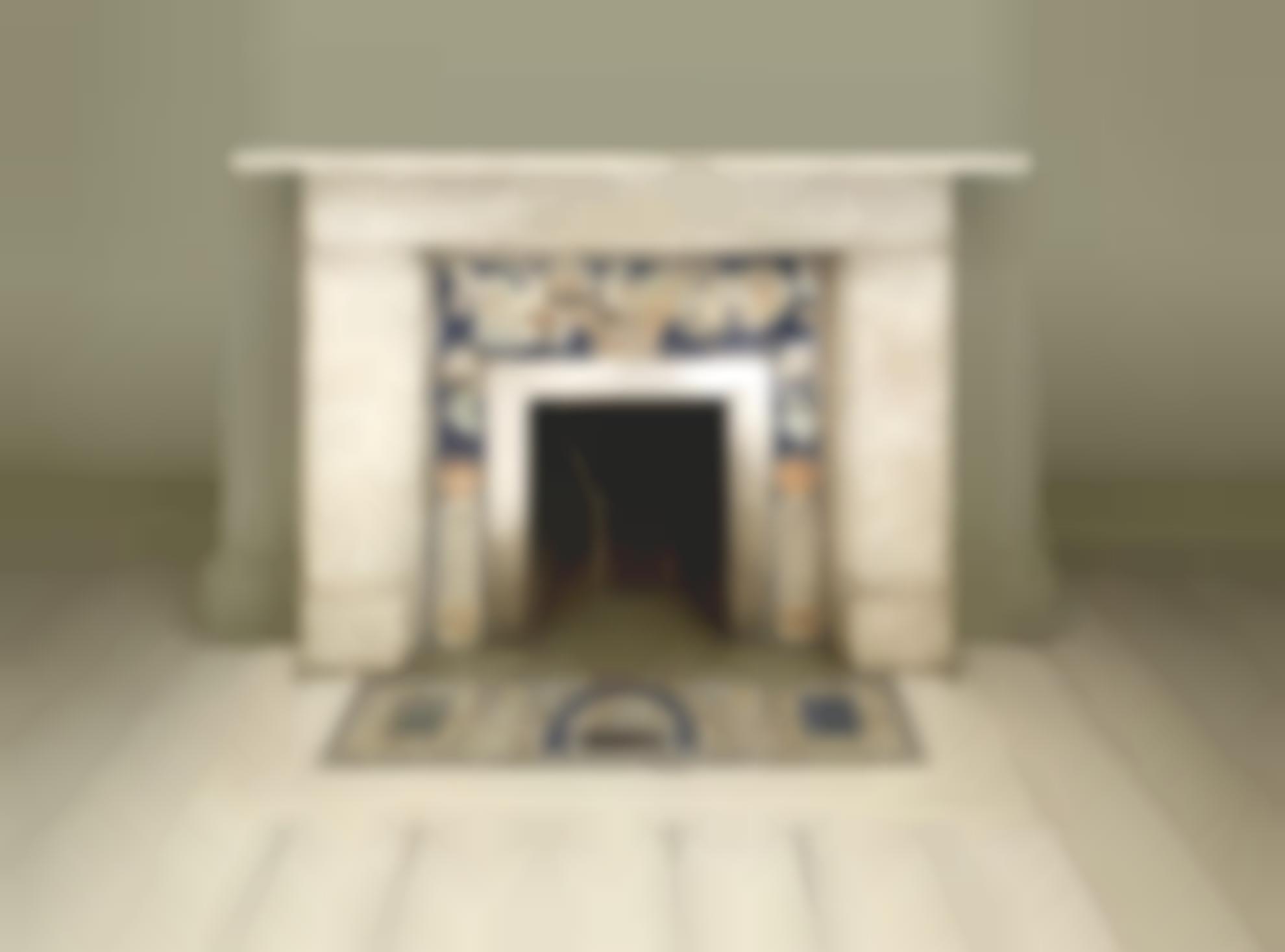 Vanessa Bell-Fireplace Surround-1930