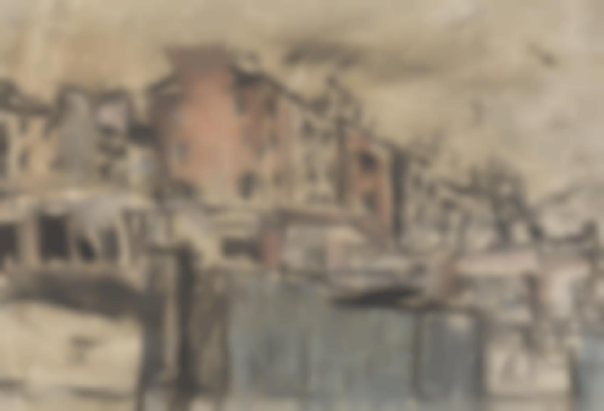 Joan Eardley-Glasgow Slum-