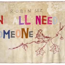 Tracey Emin-We All Need Someone-2003