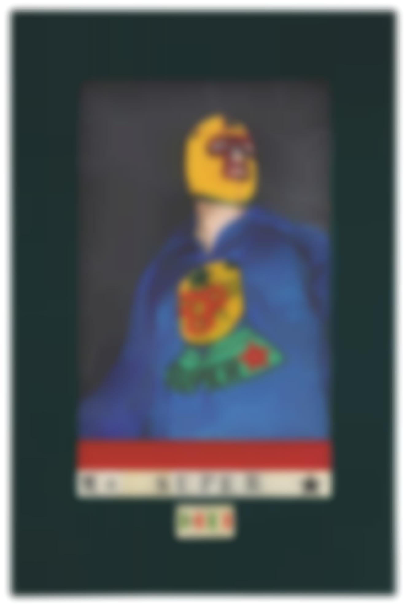 Sir Peter Blake - Ms Super-1987