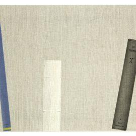 Ed Ruscha-Three Books-2001