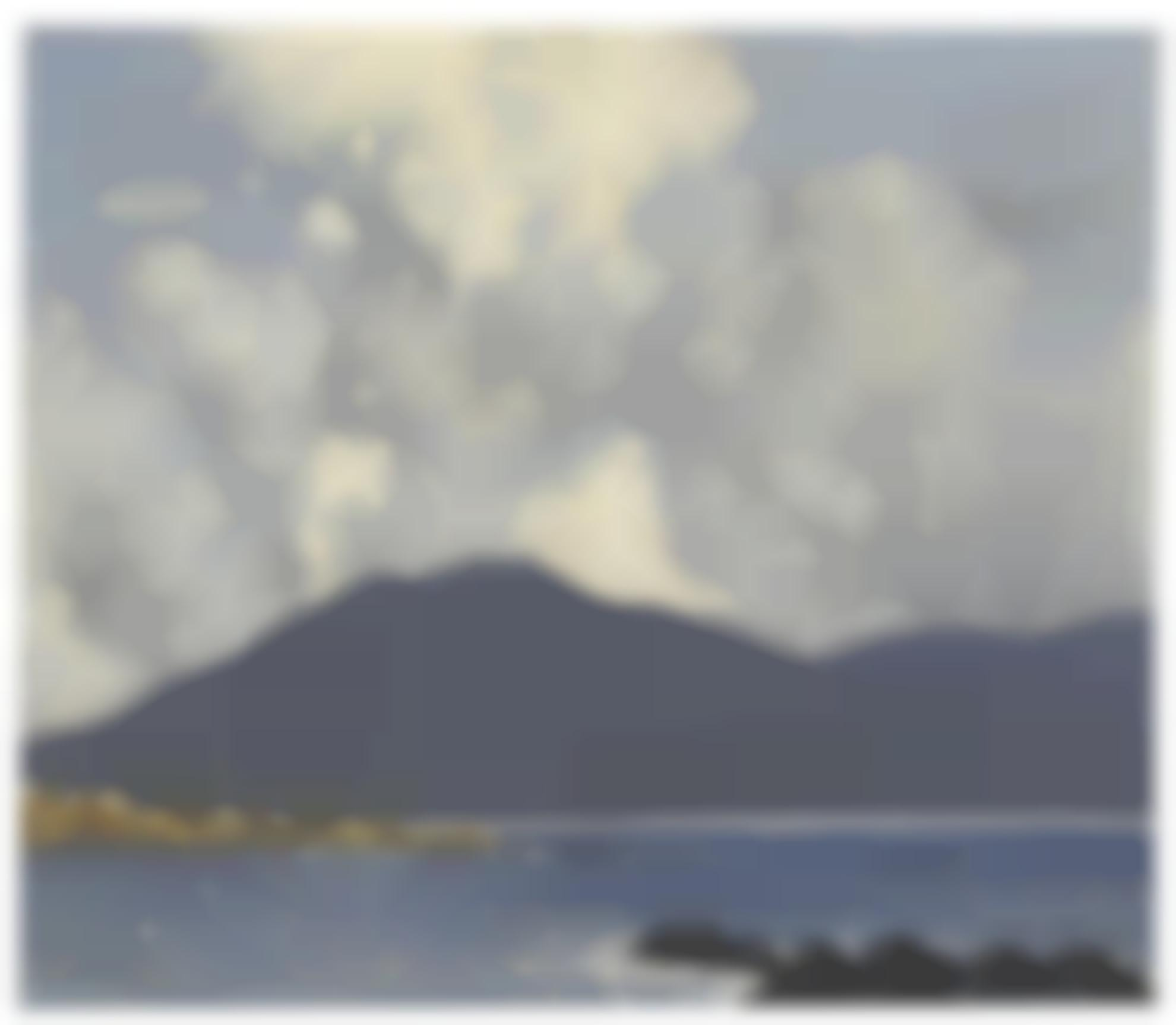 Paul Henry R.U.A. - Achill Coastal Landscape-
