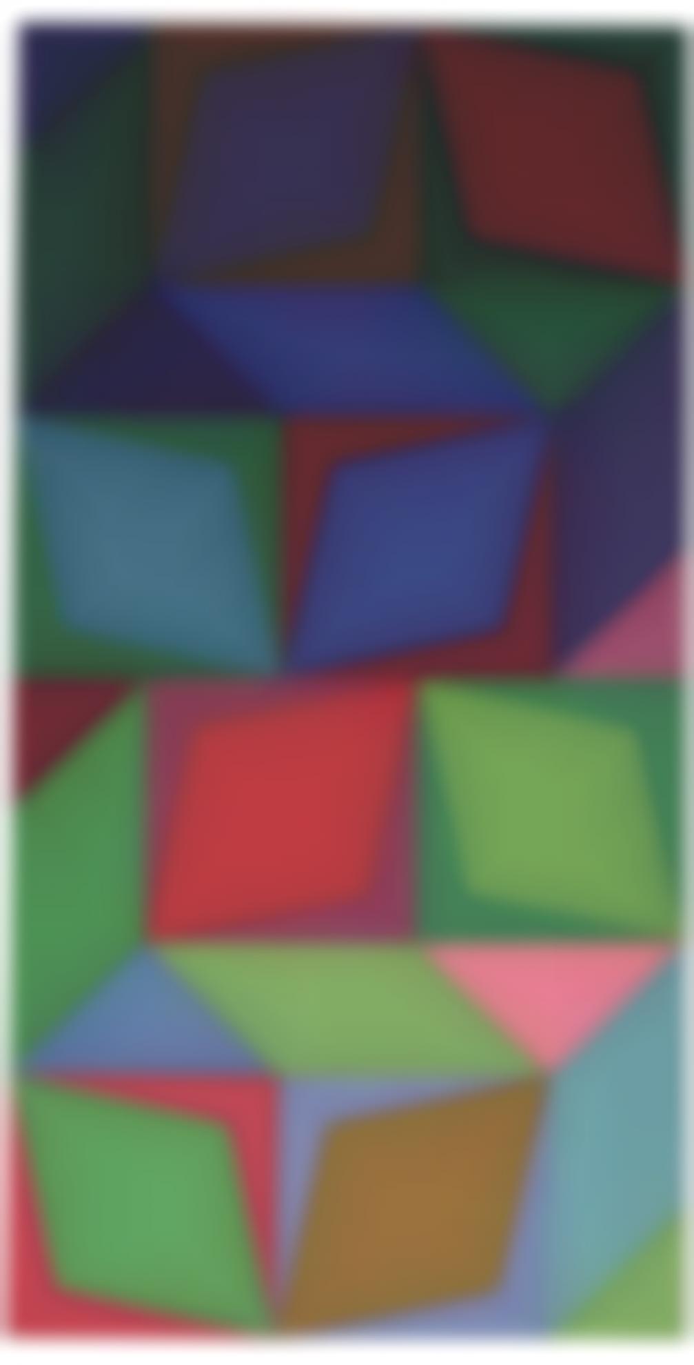 Victor Vasarely-Idom-Mc-1967