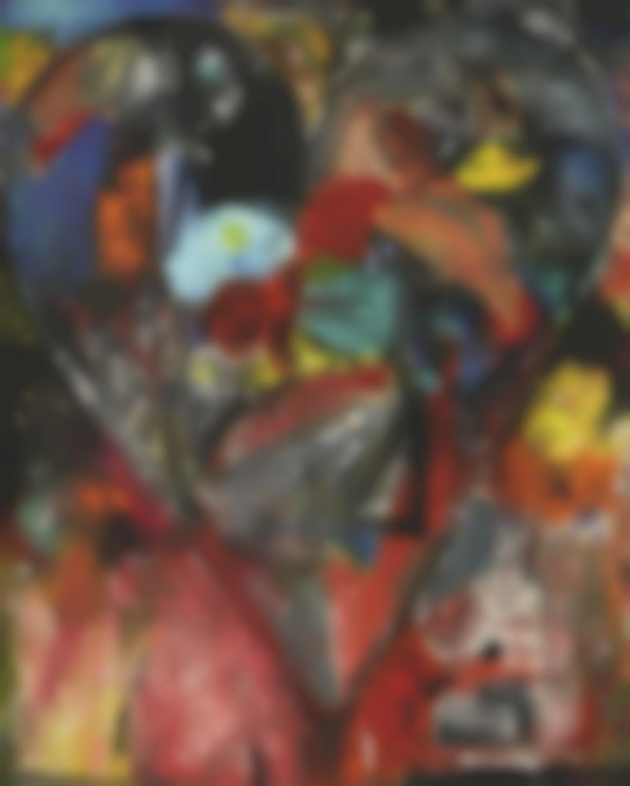 Jim Dine-Workers Paridise-2011