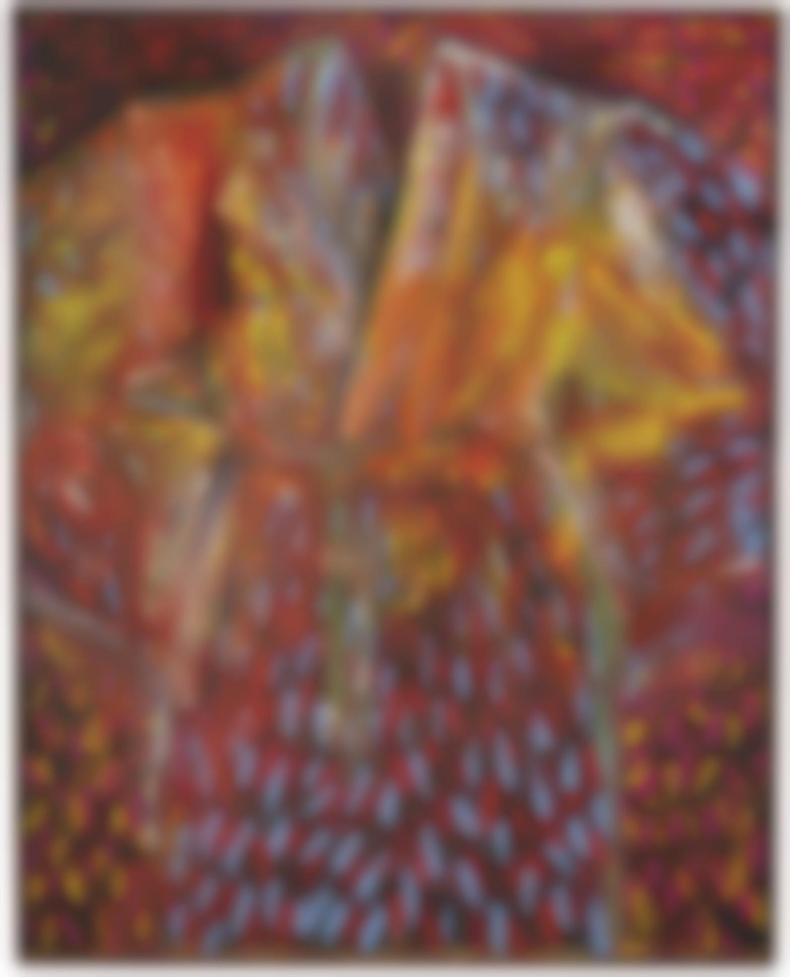 Jim Dine-Fast Sunshine-2003