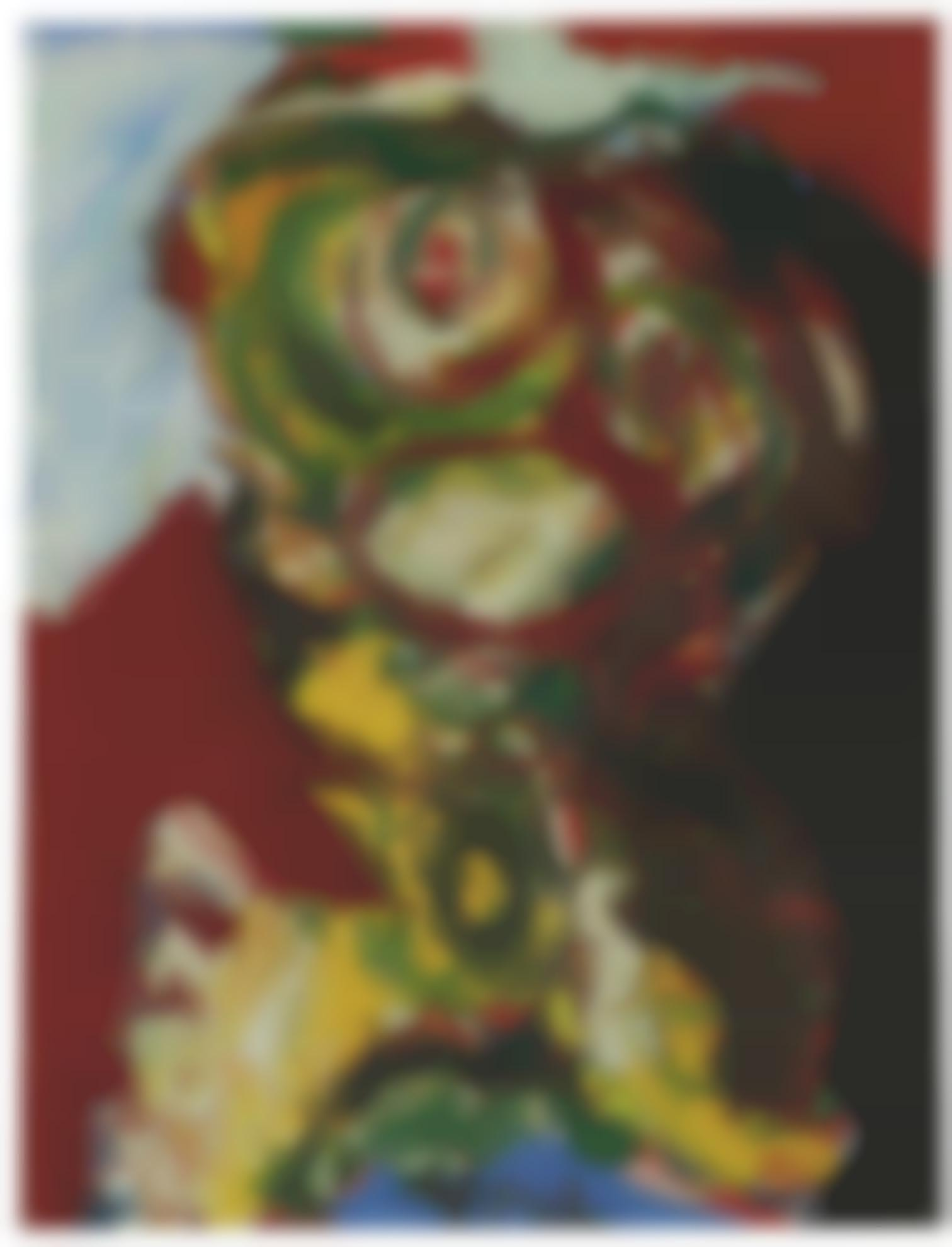 Karel Appel-Tete-1960