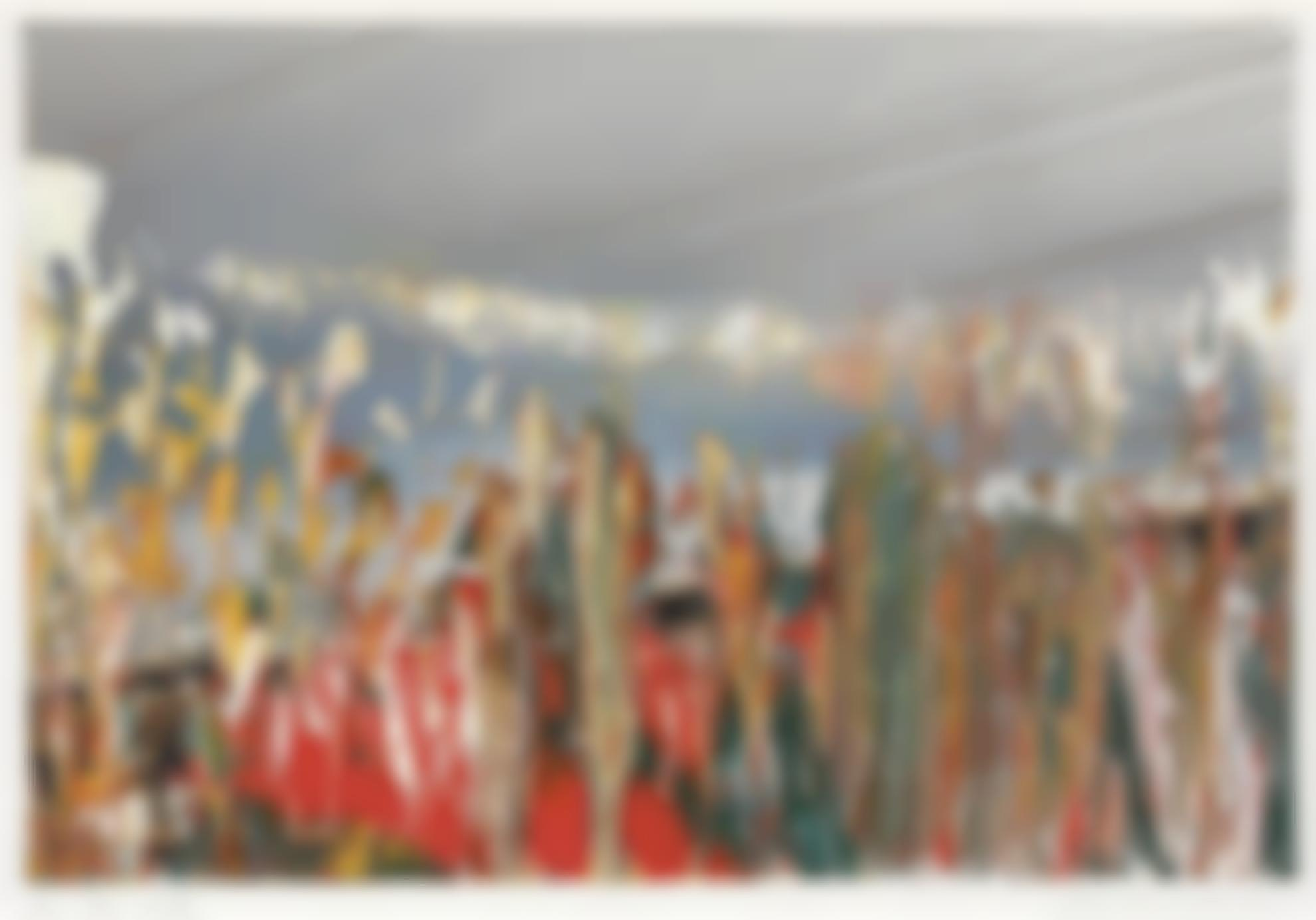 Gerhard Richter-Untitled (2.4.08)-2008