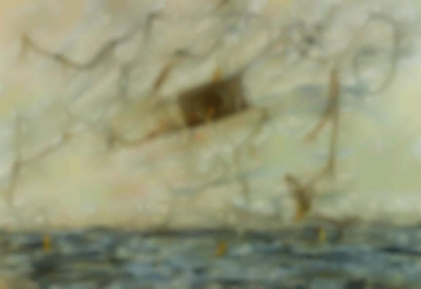Anselm Kiefer-Die Himmelspalaste-2002