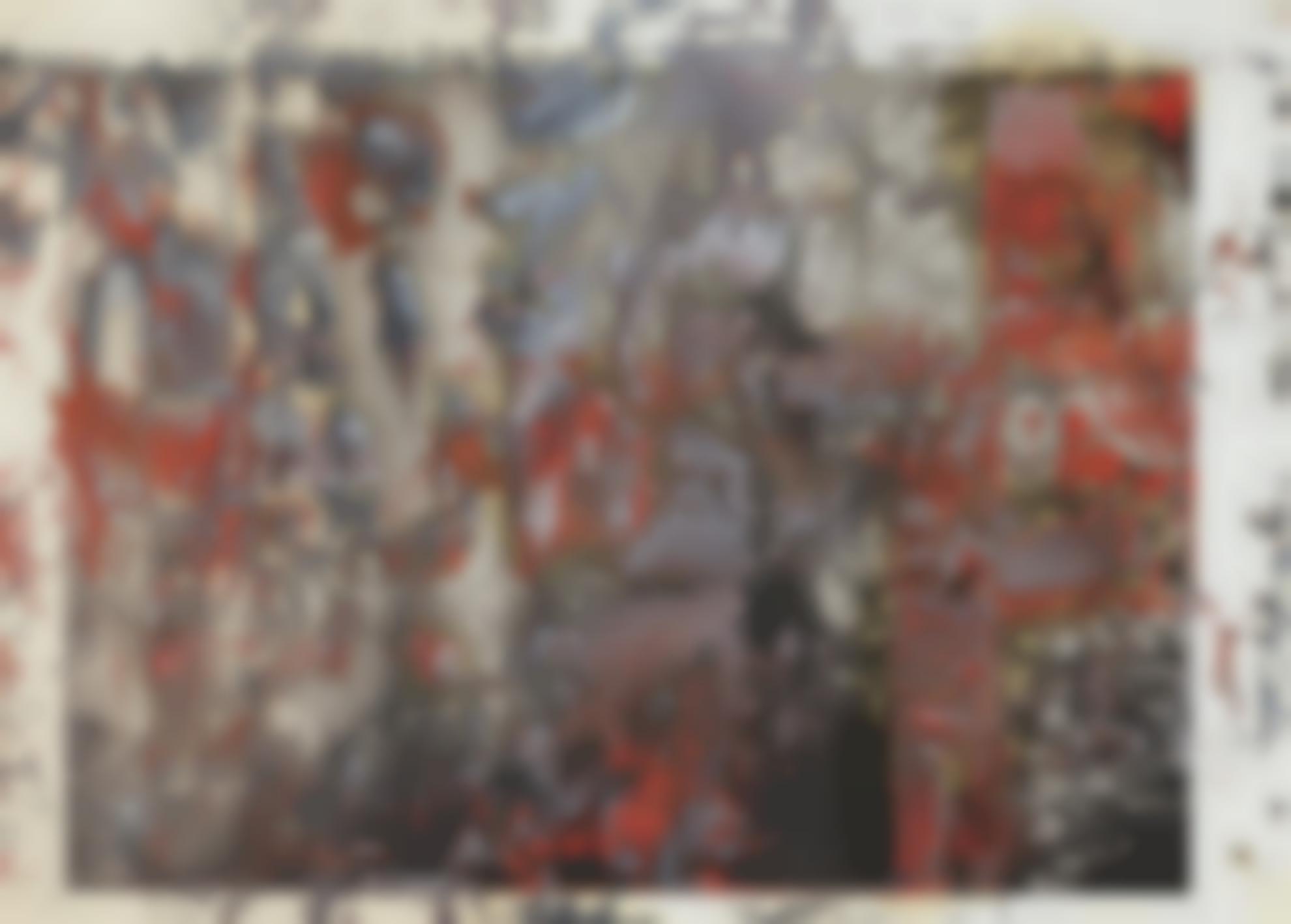 Gerhard Richter-Untitled (Haus)-1990