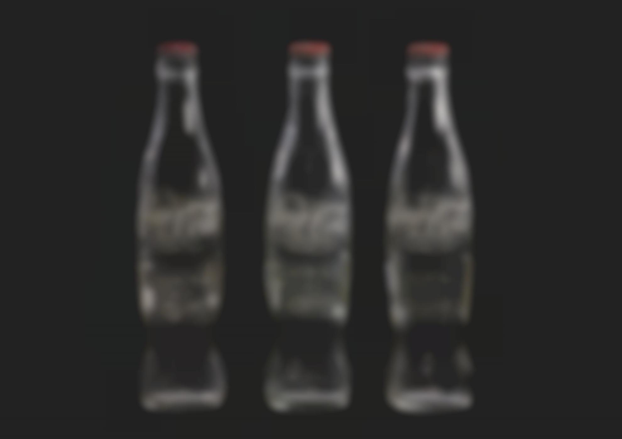 Cildo Meireles-Insercoes Em Circuitos Ideologicos: Projeto Coca-Cola-1988