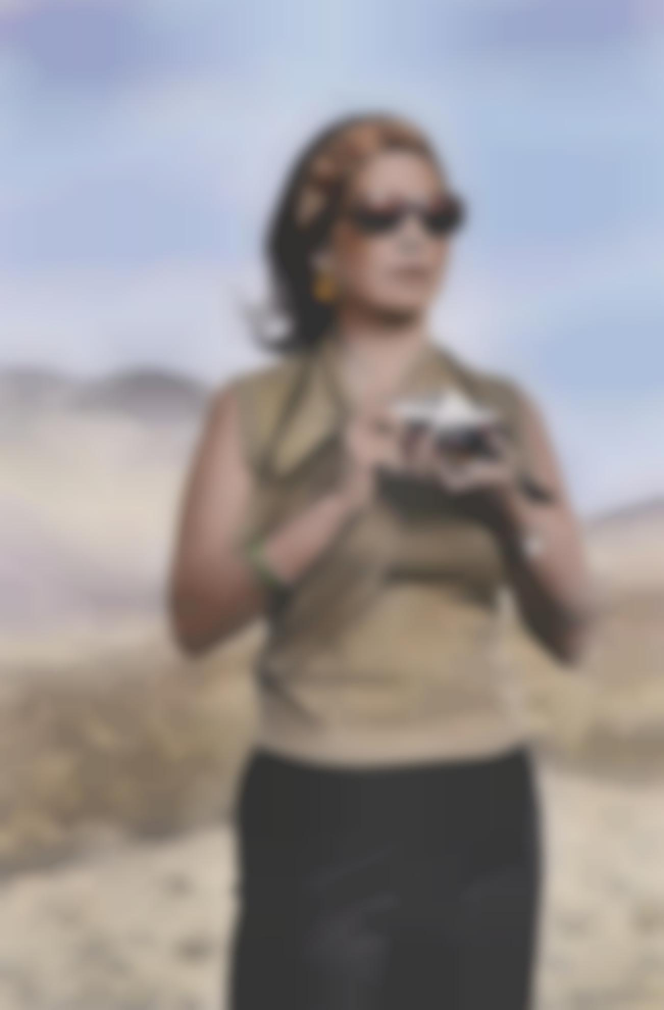 Tracey Moffatt-Self-Portrait #1-1999