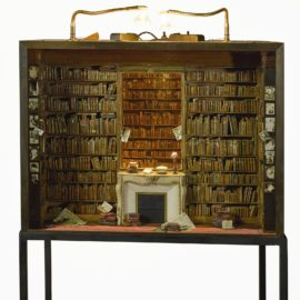 Charles Matton-Library: Homage To Marcel Proust-2002