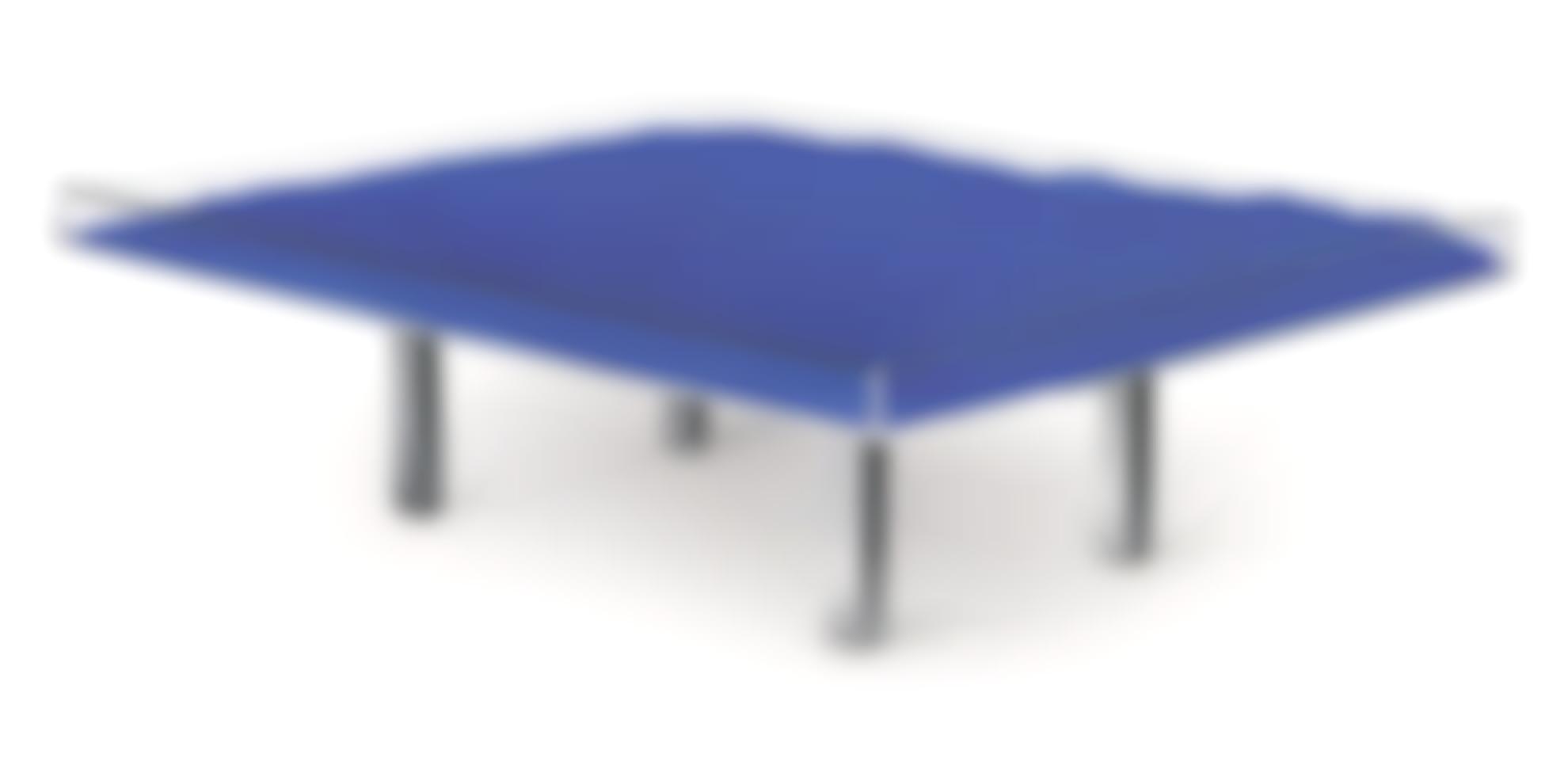 Yves Klein-Table Bleue-1961