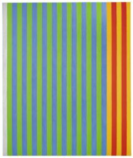 Gene Davis-Untitled-1961