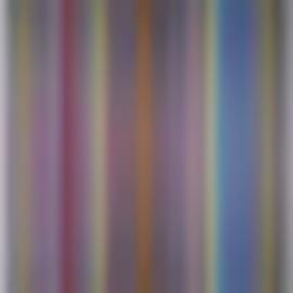 Gene Davis-Untitled-1967