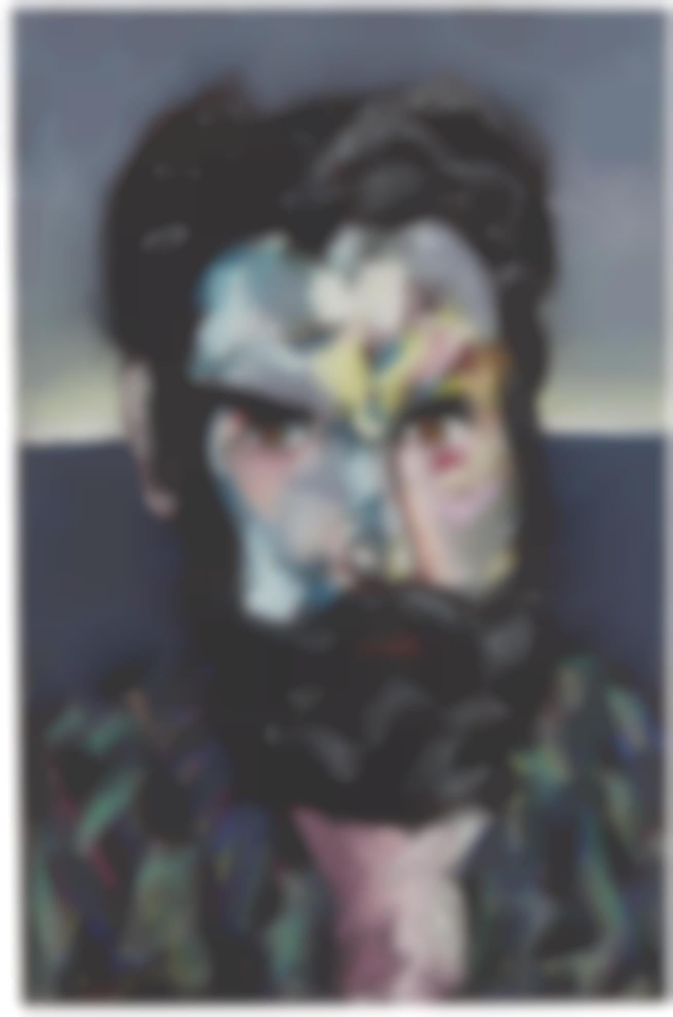 Lucas Samaras-Head #22, June 20, 1981-1981