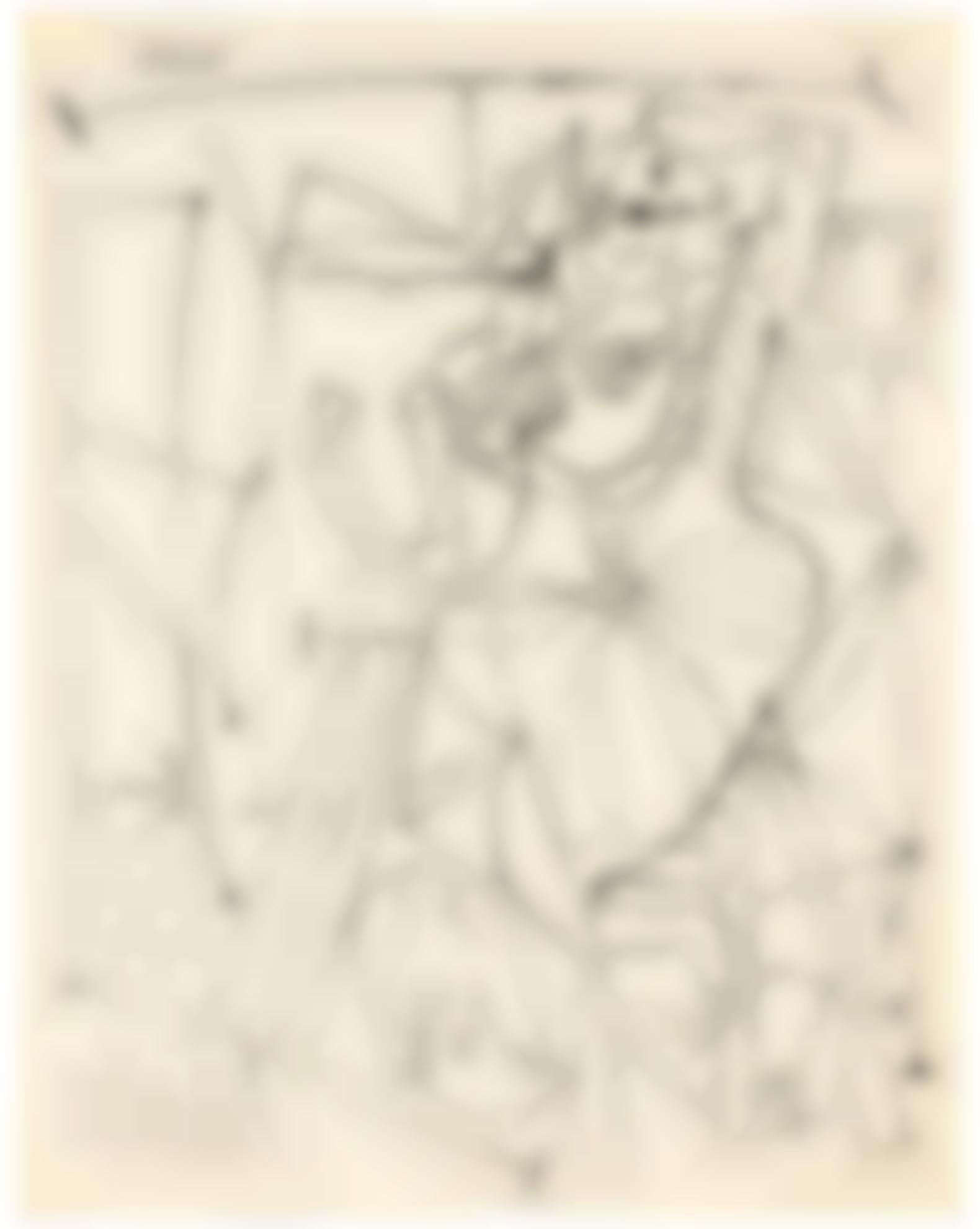 Pablo Picasso-Lartiste Et Lenfant (B. 590; Mourlot, Picasso Project 156)-1949