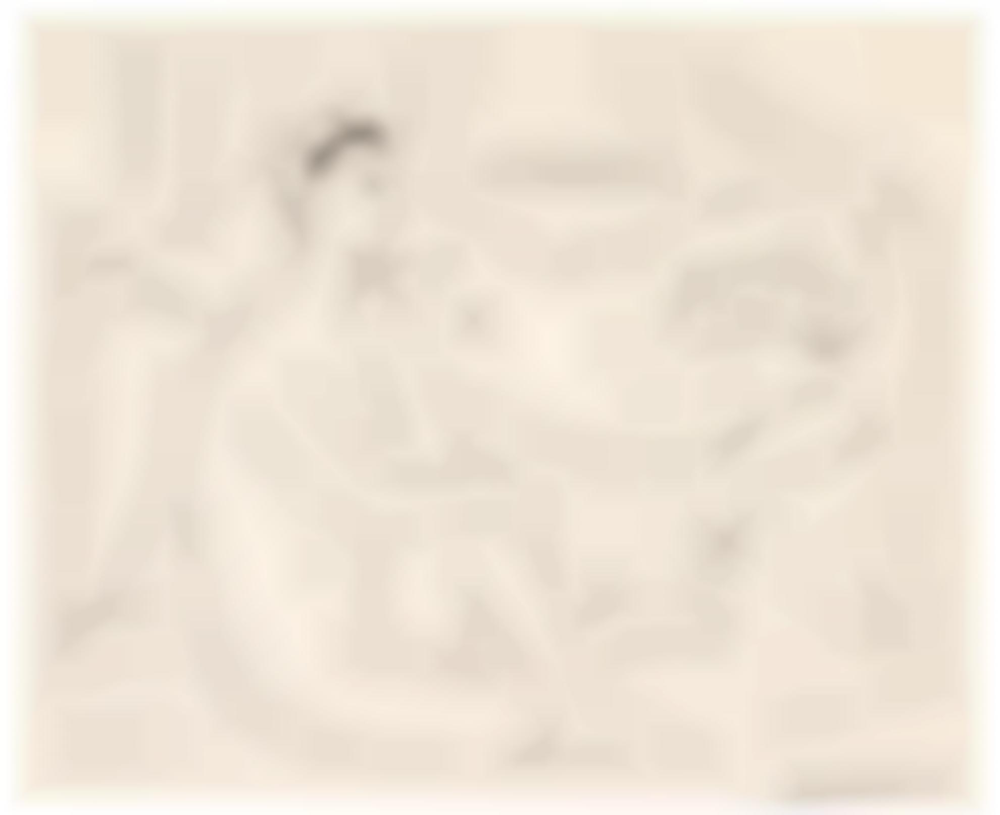 Pablo Picasso-Deux Femmes Se Reposant (B. 143; Ba. 210)-1931