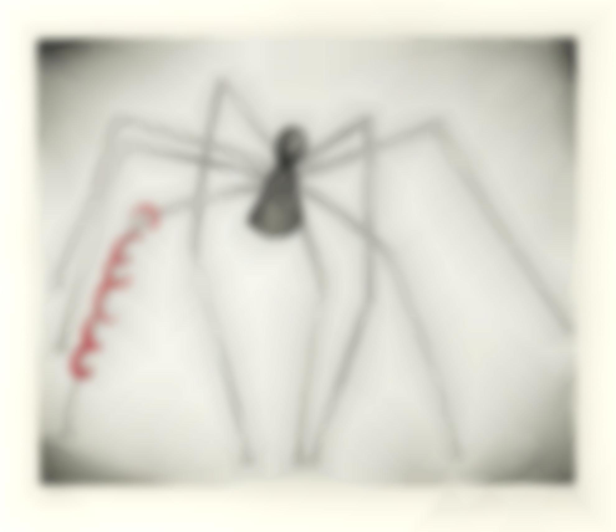 Louise Bourgeois-Untitled (Spider And Snake)-2003