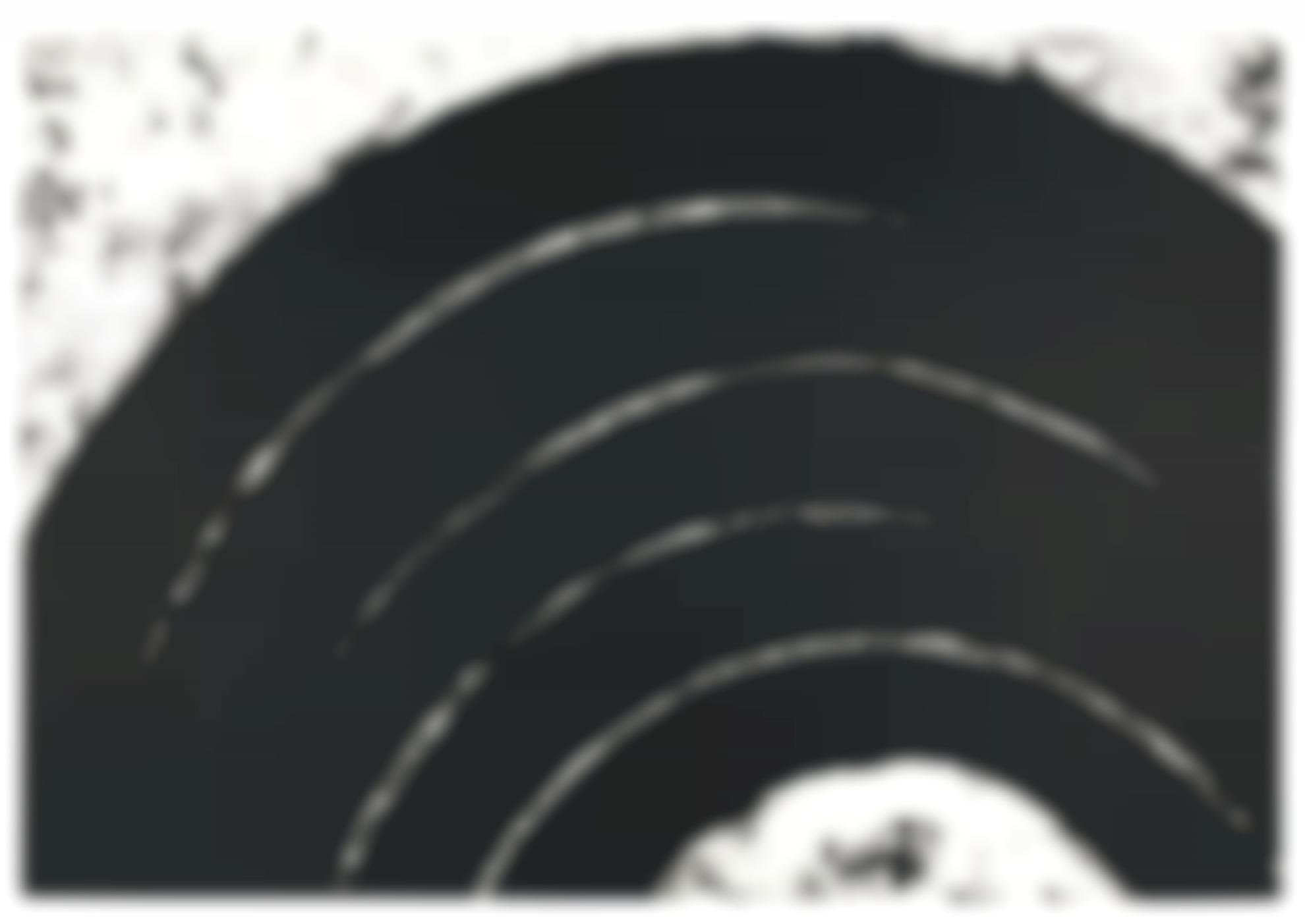 Richard Serra-Paths And Edges #6 (Gemini Rs07-3418)-2007