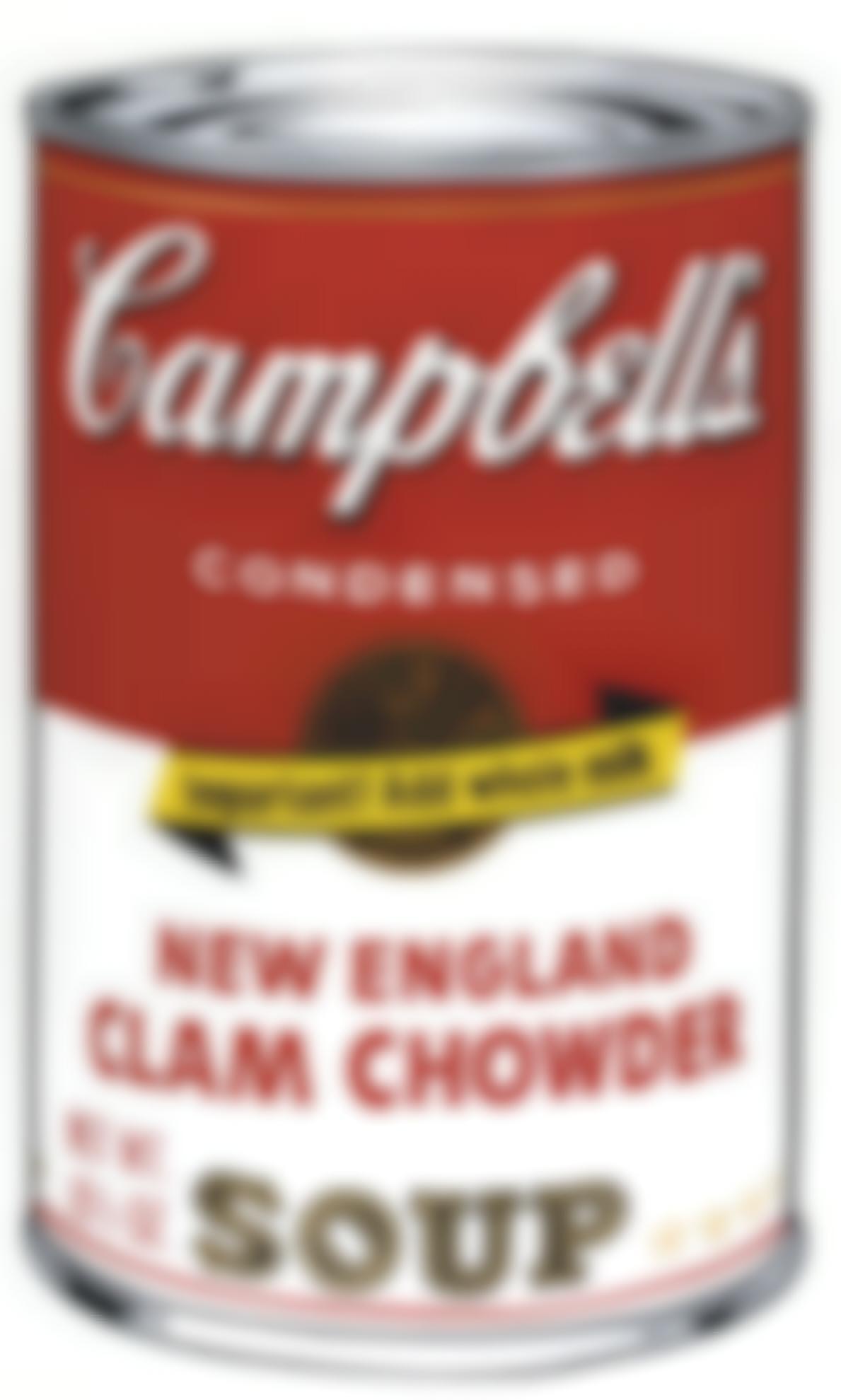 Andy Warhol-New England Clam Chowder (F. & S. II.57)-1969